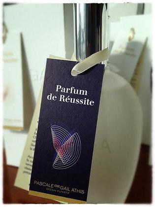 Parfum de Réussite design bleu 100ml