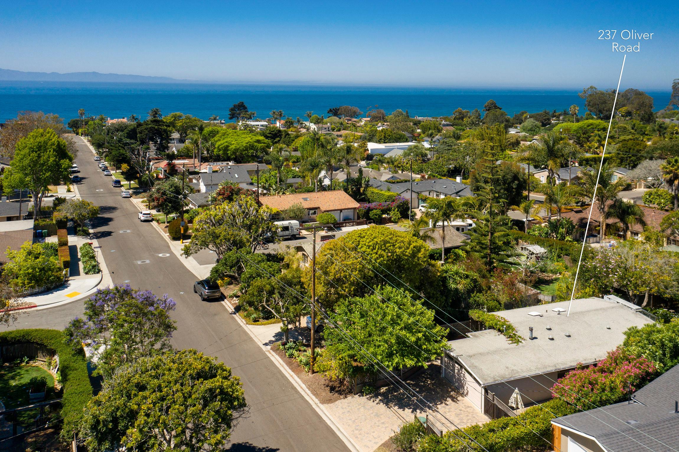 237 Oliver Road, Santa Barbara