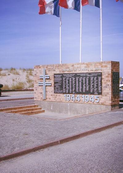 Mémorial de la Brigade Carnot Soulac