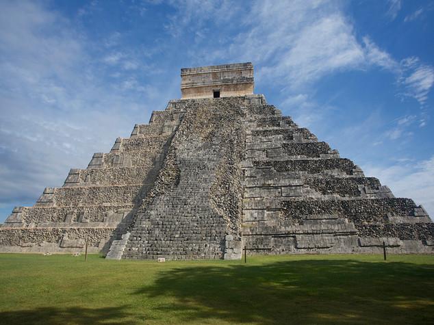 Chicen Itza, Mexico