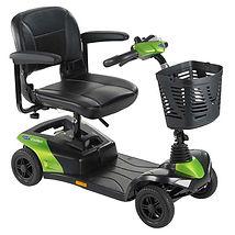 Invacare Colibri Mobility Scooter Lime_0