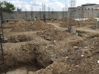 New High School Construction Underway