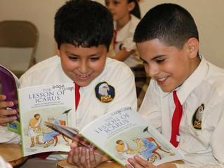 Holland nonprofit Hope For Kids Mexico supports education for children in border town