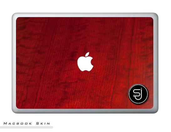 Cherry SJ TRIBUTE Macbook Skin
