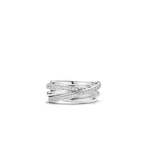 Ti Sento Ring zilver 12056ZI