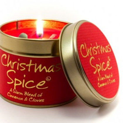 Lily Flame Christmas Spice