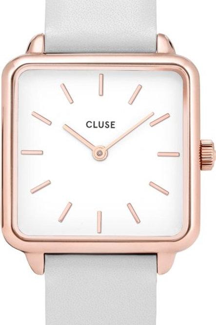 CLUSE La Garconne Rose Gold White CL60006