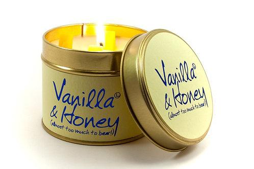 Lily Flame Vanilla& Honey