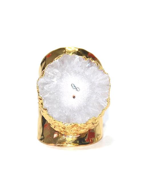 Nilu Gold White Stone N 160