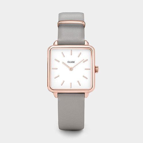 CLUSE La Garconne Rose Gold White/Grey CL60005