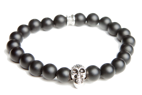 GEMINI SKULL Black Medium