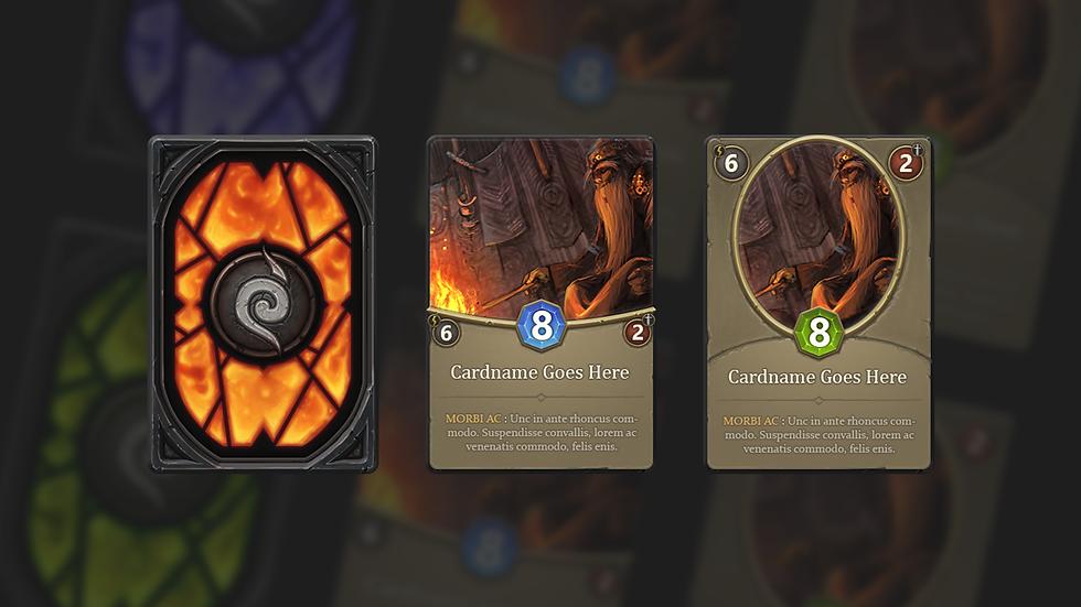 Fantasy Game Cards 6