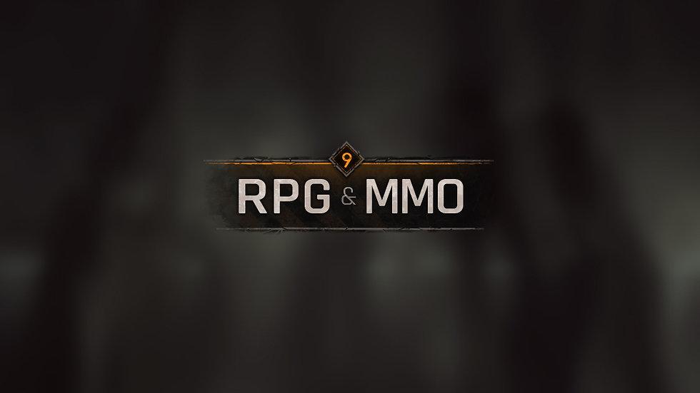 RPG & MMO 9 UI