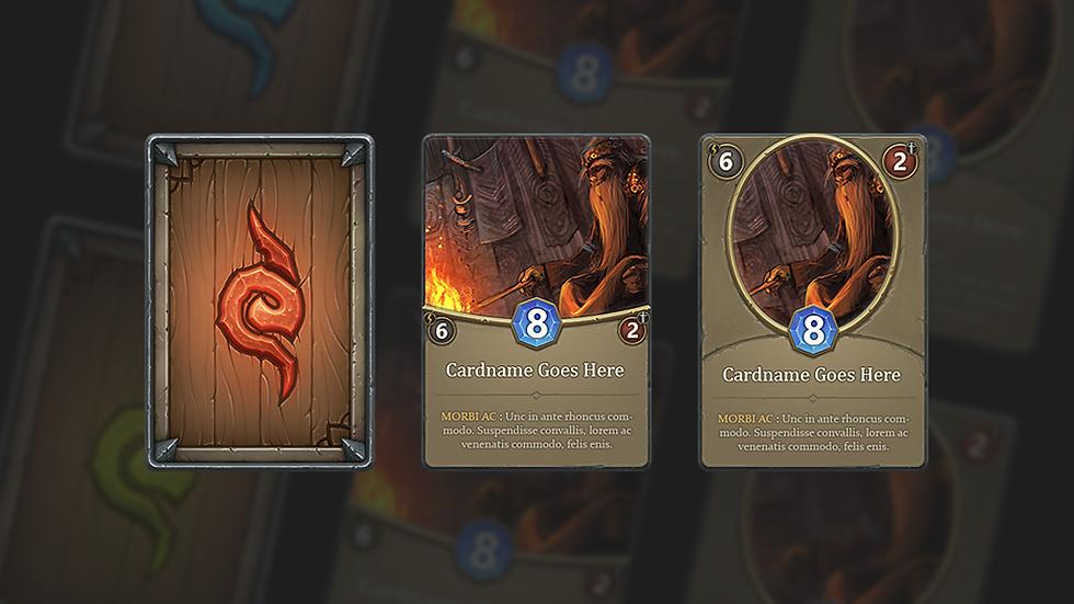 Fantasy Game Cards 3