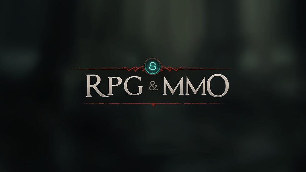 RPG & MMO 8 UI