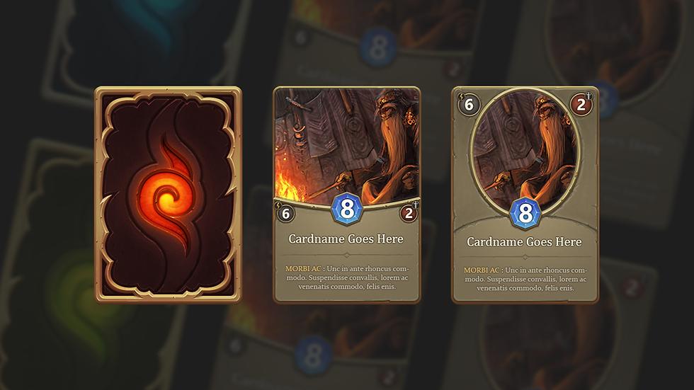 Fantasy Game Cards 1