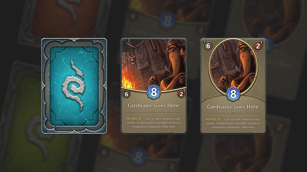 Fantasy Game Cards 2
