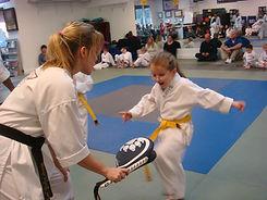 childrens taekwondo