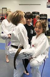 youth taekwondo