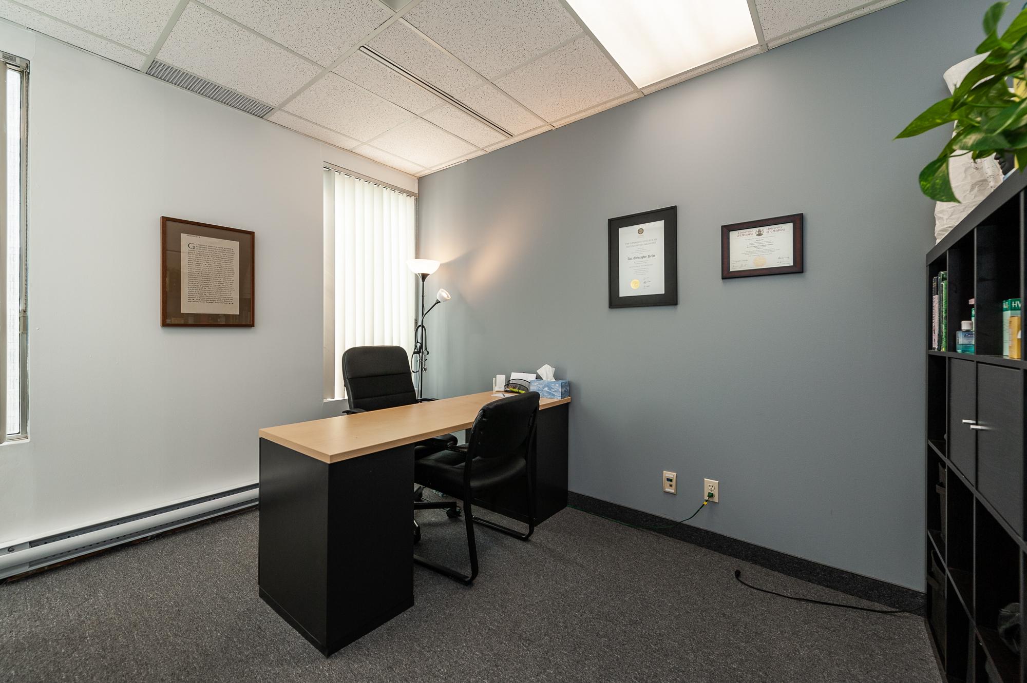 Consultation Suite