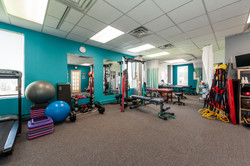 Gym & Physical Therapy