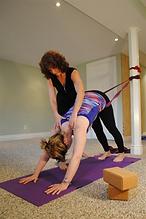 Terri Morgan, Yoga Therapist