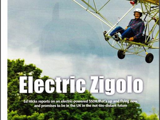 Zigolo Mg12 electric