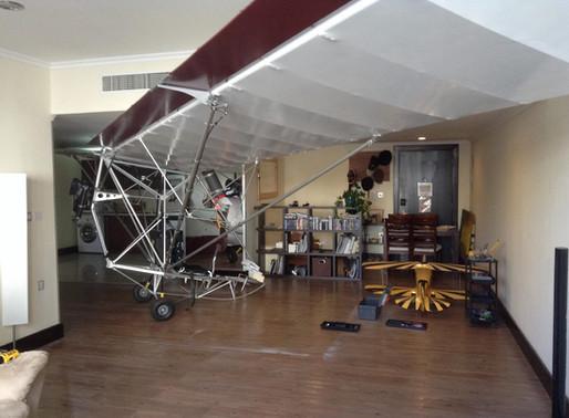 Kit N°1 build in hotel Qatar