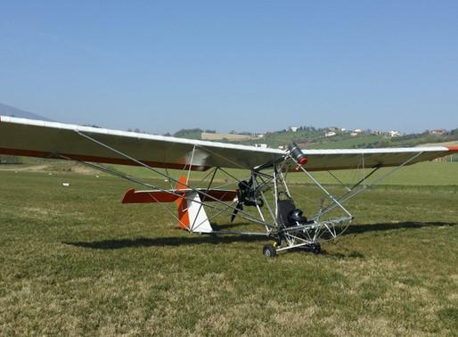 Kit ZIgolo N12Test Flight