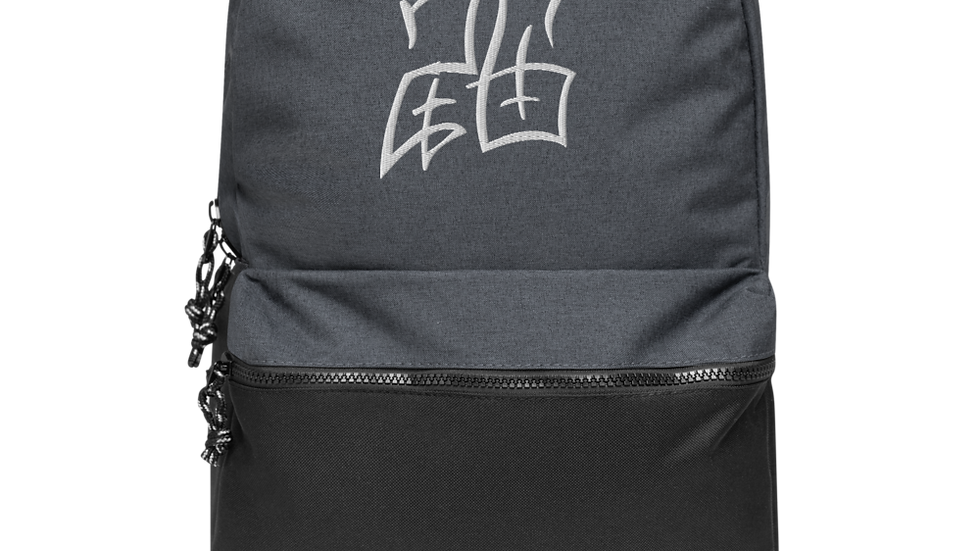 26 Embroidered Champion Backpack