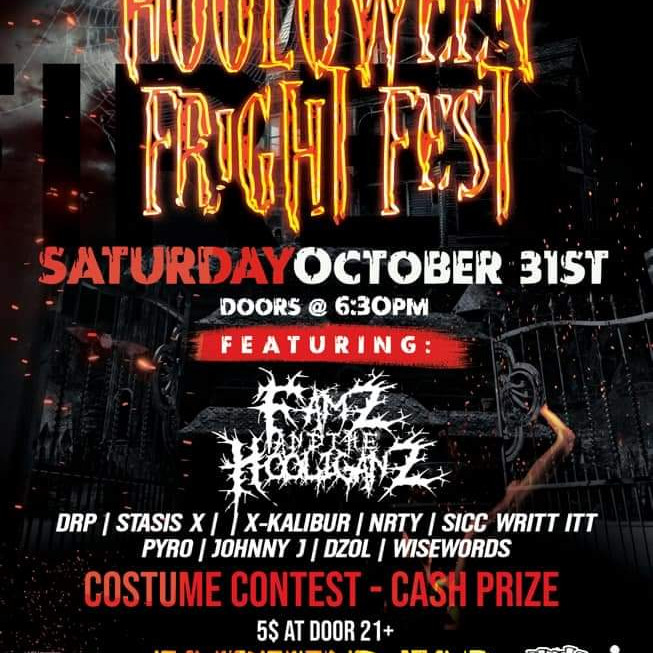 THE HOOLOWEEN FRIGHT FEST