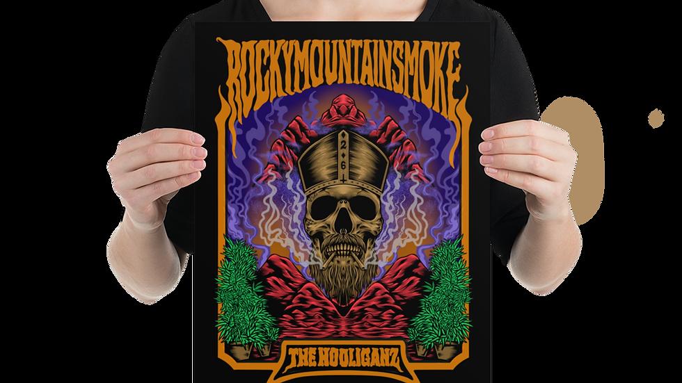 RockyMountainSmoke Poster