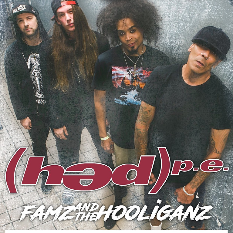 HED P.E. / Famz and the Hooliganz at Melody's