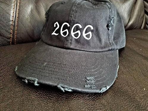 """""""2666"""" Dad Hat"""