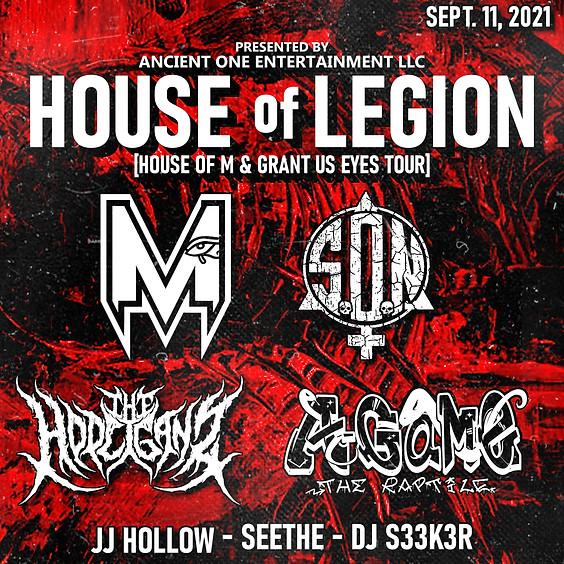 HOUSE OF LEGION