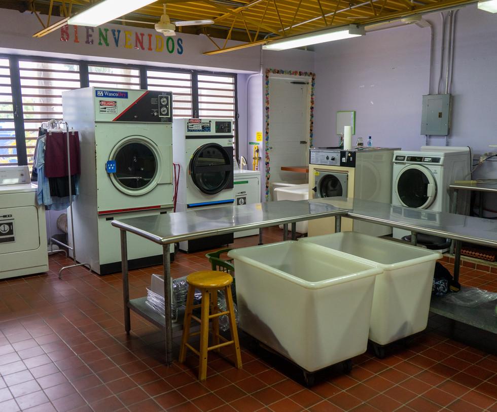 Taller de lavandería