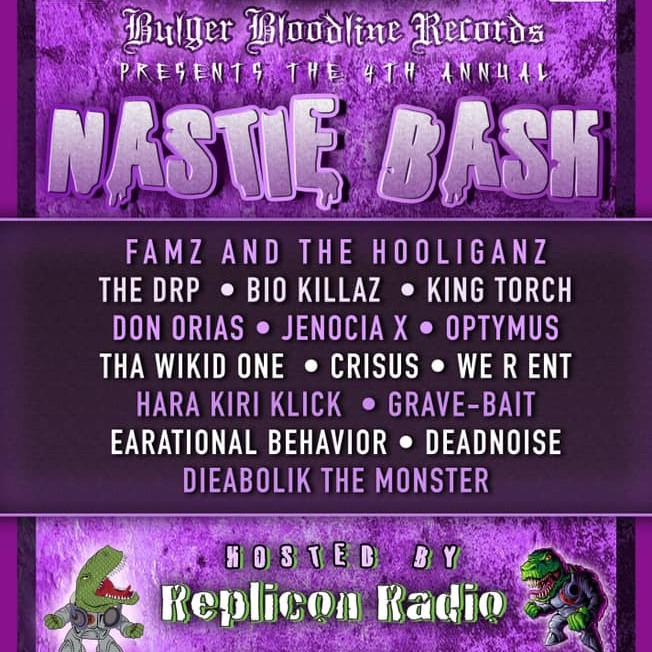 Nastie Bash 4