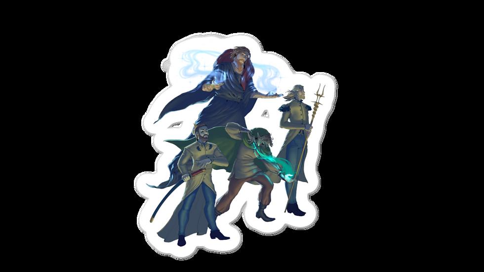 The 2 Sticker