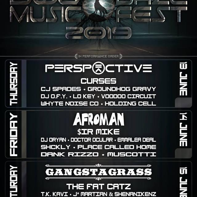 Dog Daze Music Festival '19