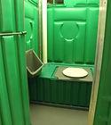 Urinal, Holding Tank, Aluminum Door Jamb, Toilet Seat