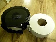 "9"", toilet, roll, holder, tissue, equals, five, standard, rolls, comfort, station, supply, consumables, paper, towels, foaming, hand, soap, Porta John®, wedding"