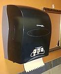 paper, towel, dispensers, automatic, manual, comfort station, consumables, foaming, hand, soap, Porta John®, wedding