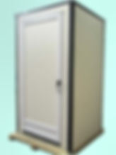 flushing toilet, waterless urinal, sink, mirror, flooring, hands-free fixtures, heat, air conditioning