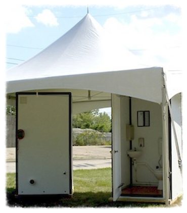 Tents, Toilets, Chairs, Tables, Party, Bounce Houses, Flowers, Gowns, Tuxedo, Handicapped