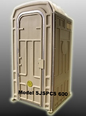 when a portable potty is not an option,model, 600, comfort station, Sani Jon