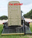 Trailer, Self Contained, Comfort Station, Flush, Single Axle, Double Axle, Road-Worthy, Wheels, Sink, Hand Wash, Handrail, Farm, Road, Construction, Military, Mobility, Immigrant, Oilfield