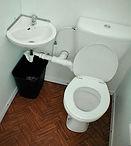 Fresh Water Flush and HandWash Portable Restroom