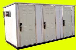 Coin Operated Lavatory Building