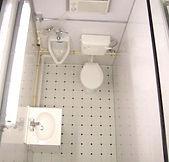 waterless urinal, ceramic fixtures, fresh water, consumables
