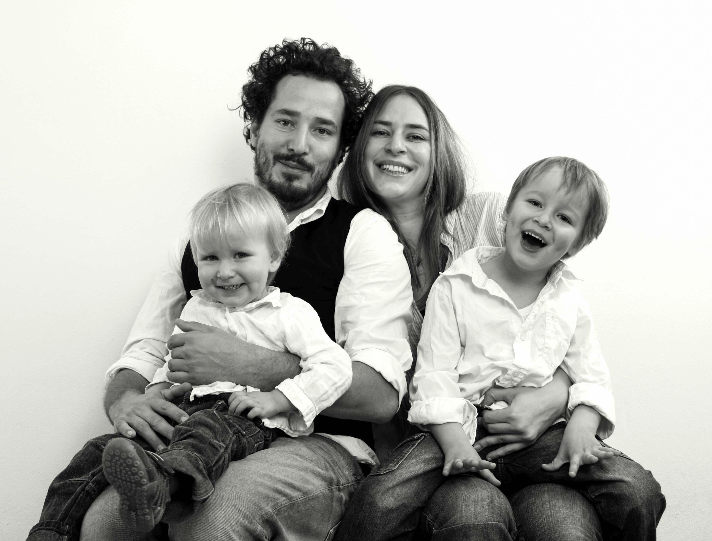 Familienfotos in Muenchen